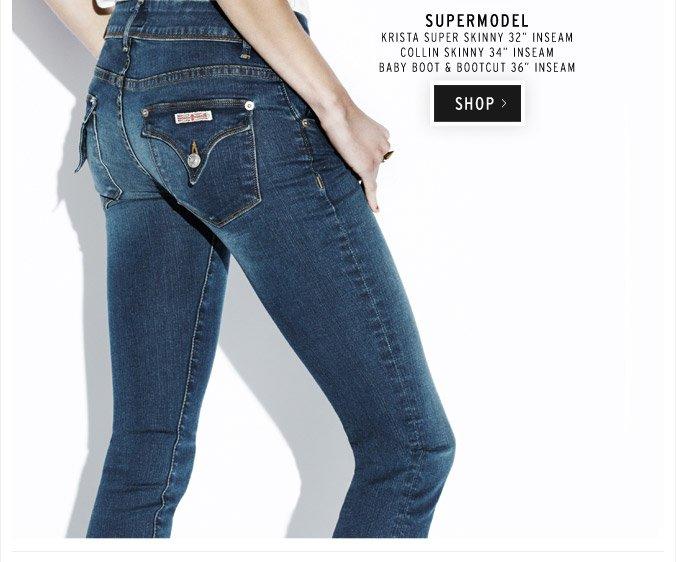 Supermodel - Shop