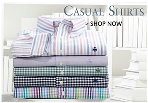 CASUAL SHIRTS | SHOP NOW