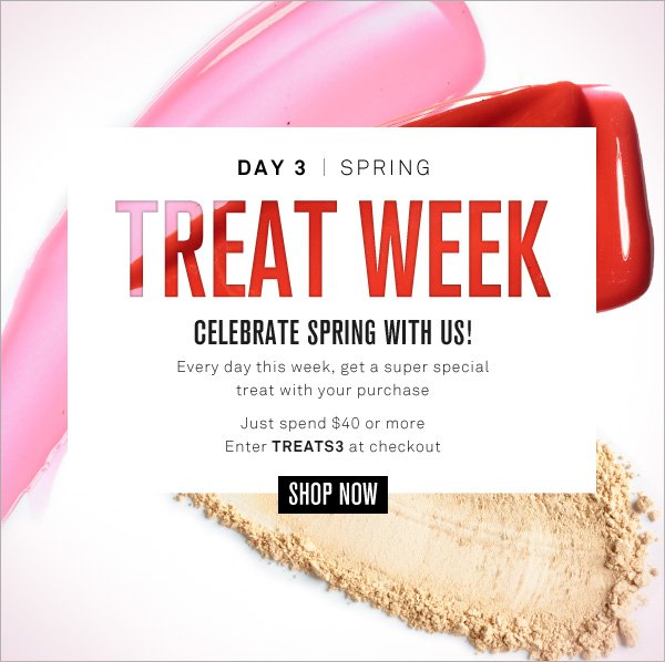 Spring Treat Week