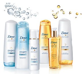 DOVE(R) Advanced Hair Series Instant Win Game