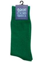 Men's Green Socks