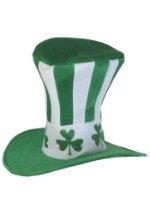 Striped Leprechaun Hat