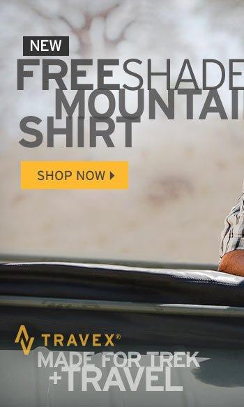 Shop Men's FreeShade Mountain Shirt >