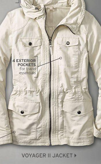 Shop Women's Voyager II Jacket