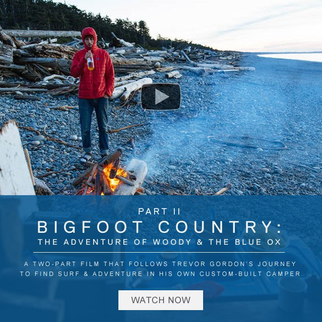 BIGFOOT COUNTRY: THE ADVENTURE OF WOODY & THE BLUE OX