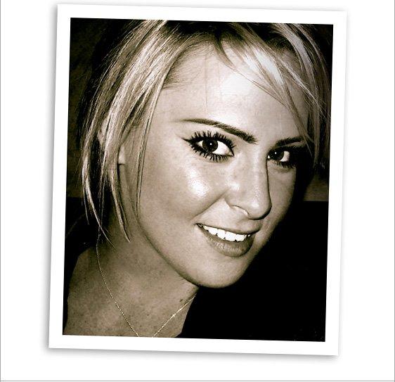 celebrity makeup artist Georgie Eisdell image