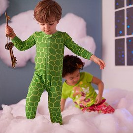 Pajama Party: Kids' Apparel & Accents