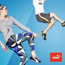 PUMA Women's & Men's Apparel