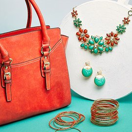 Color Trend: Coral & Turquoise