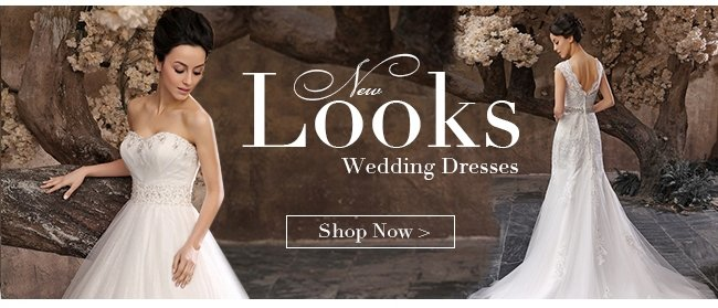 New Looks Wedding Dresses