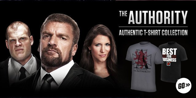 The Authority Merchandise