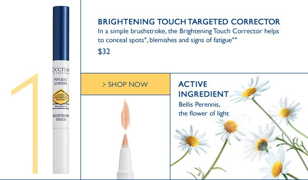 Brightening Touch Targeted Corrector