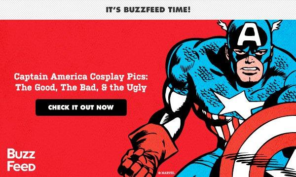 Buzzfeed Time!