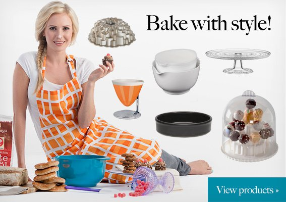 Bake with style