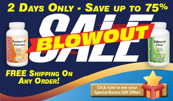 Biggest Blowout Sale of the Year! FREE Shipping on any order + Save up to 75% off