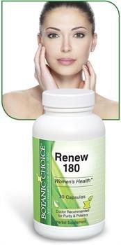 Renew 180, Womens Health