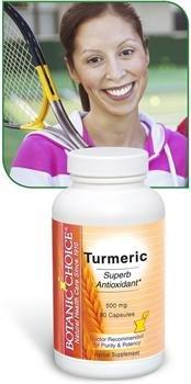 Turmeric benefits joint health