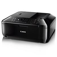 Adorama - Canon PIXMA MX522 Wireless Office All-In-One Printer, 4800 Max dpi, 9.7 ipm B/W, 5.5 ipm Color, 1200 x 2400 Scan, Auto Duplex Printing - Print, Copy, Scan, Fax