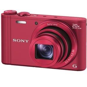 Adorama - Sony Cyber-Shot DSC-WX300 Digital Camera, 18.2 Megapixel, 20x Optical Zoom, Full HD 1080p Video, WiFi Sharing