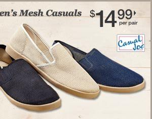 Shop Mesh Casuals