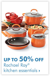 Up to 50% off Rachael Ray® kitchen  essentials.