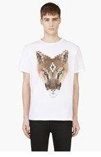 MARCELO BURLON COUNTY OF MILAN White Colin T-Shirt for men