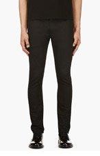 SAINT LAURENT Black Skinny Jeans for men