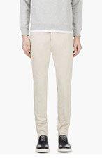 DSQUARED2 Beige Slim Trousers for men