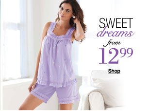 Sweet dreams from 12.99