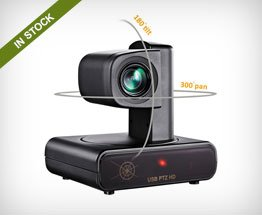 VDO360 VPTZH-01 High Definition PTZ Camera for Video Conferencing