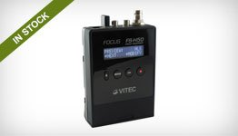 VITEC Focus Portable Proxy Recorders with Wi-Fi Adapter