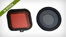 Polar Pro Filters and Macros for GoPro HERO3 and HERO3+