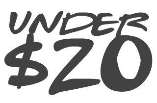 Under $20 Mega-Sale