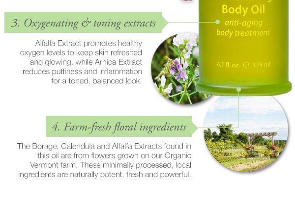 Deep Moisture, Oxygenating, Toning Benefits