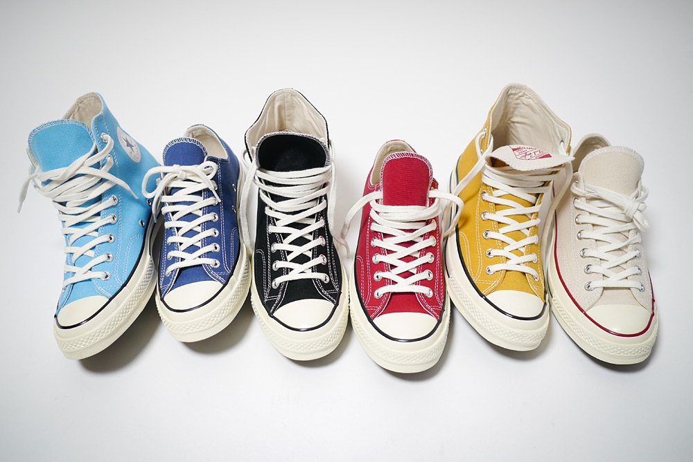 Converse Chuck Taylor 1970s Vintage Collection