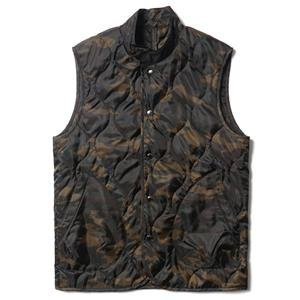 Sophnet Camouflage Quilting Vest