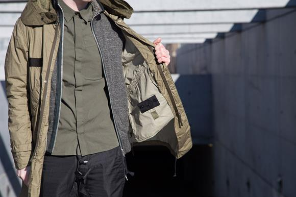 SHOP LOOKS: SS14.05. Stone Island Shadow Project | NEXUSVII | Acronym | Common Projects