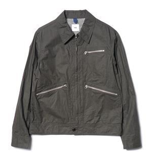 ts(s) Zip Up Short Work Jacket