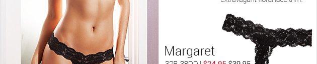 Margaret lingerie set
