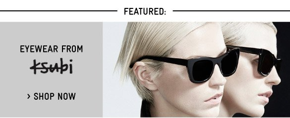 Shop Ksubi Eyewear