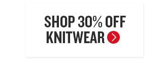 Shop 30% Off Knitwear