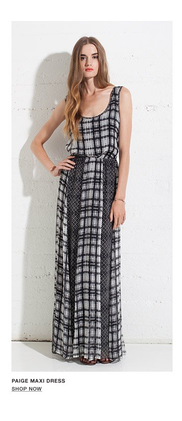 Paige Maxi Dress - Shop Now
