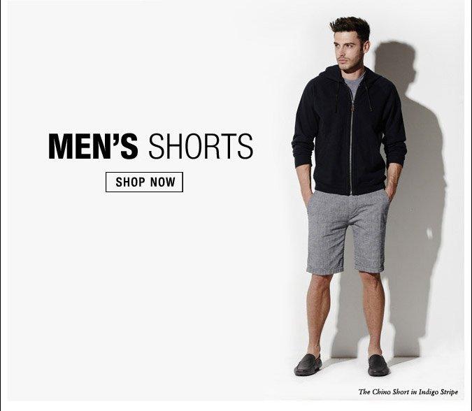 Men's Shorts - Shop Now