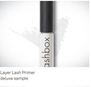 Deluxe Sample Layer Lash Primer
