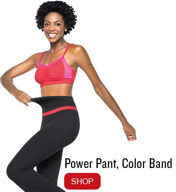 Power Pant, Color Band