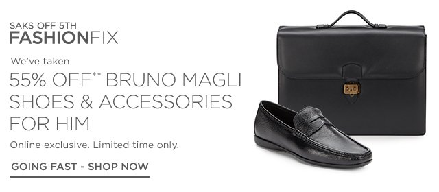 55% off Bruno Magli Shoes & Accessories