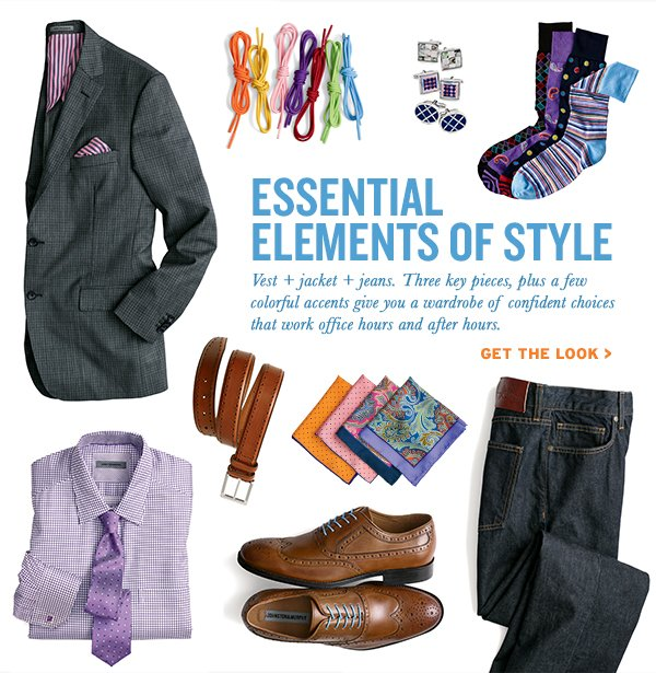 Essential Elements of Style