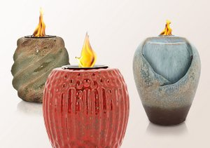 Fire & Water: Flamepots & Fountains