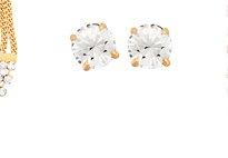 Party Starter Stud Earrings