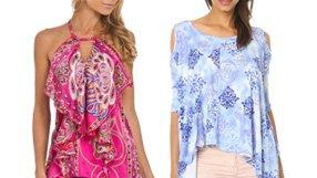 Classique Blouses and Dresses